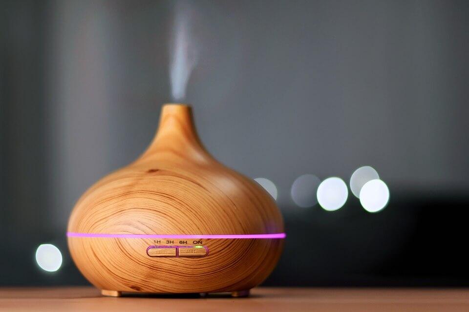 Olejki eteryczne na kaszel czyli aromaterapia w przeziębieniu