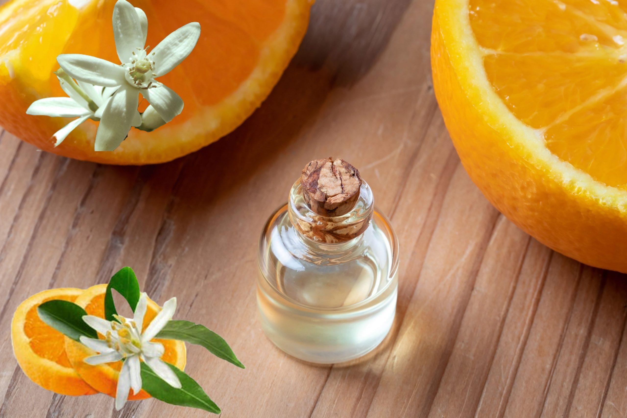 Neroli – olejek, który da radę menopauzie